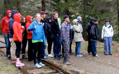 University of Calgary Geology Students visit KUMR